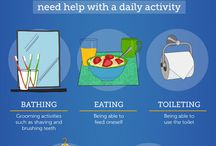 Senior Care Issues / Articles and infographics relating to senior health care