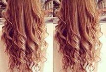 hair / by Star Gonsalves