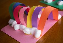 ABA Craft Ideas / Arts and Crafts to help develop fine motor skills and creativity.