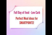 Full Day Of Food - Low Carb / by Weight Watcher Girl