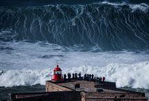 fale, waves..