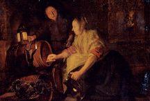 Gabriel Metsu (Dutch 1629-1667) / Gabriel Metsu (Dutch 1629-1667)