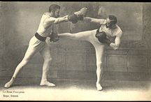 Savate, boxing, etc.