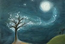 Art / a mix of favorite artists, paintings and ideas to get my creative juices flowing again / by Jodi Commisso