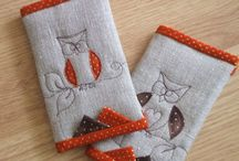 Self-made pouches