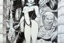 Arthur Adams - Best Comic Book Artist Ever