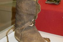 13th century shoes (1200-1320 ca.)