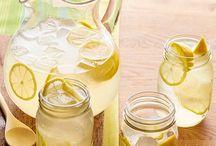 Lemon/citrus ideas