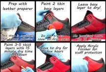 How To Customize Sneakers/Shoes