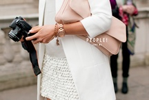 My Style / i like to follow certain celebrities and their styles but this board has a motley collection of pretty things, from hair to fashion. / by Stephanie Rhee