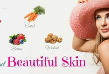 Skin Care / Online resource for articles on dealing with all skin issues