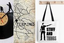 Cool 'Walking Dead' Stuff to Buy / Discover cool 'Walking Dead' products you can actually buy.