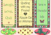 Tutorials / Helpful hints for Quilting and Sewing / by Linda Aisthorpe