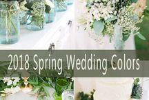 2018 WEDDING / Wedding-matrimonio - colore - stile-