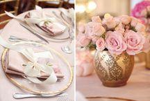 Elegant Dinner Table Setting - Girls Night