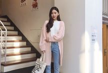 Korean Autumn Fashion