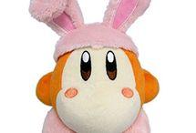 Kirby Plushies