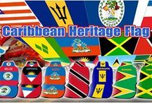 Caribbean heritage flag / We have most of the Caribbean heritage flag to help you celebrate your country national holidays for many years to come