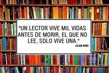 Leer y vivir mil vidas