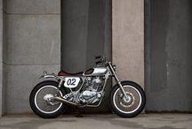 Café Racer (Suzuki GN250, .....)