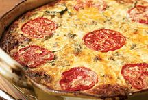 Quiche / by Sandy Hoefling