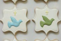 Cake, Cookies religious