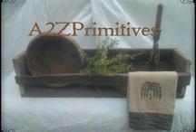 A2ZPrimitives / by CJ. Williams