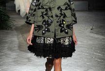 Coat fashion