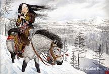 Yakut Art