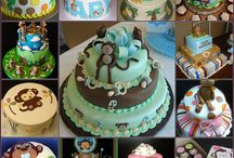 cake ideas / by Kate Mackey Dennis