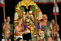 Navarathri Brahmotsavam / Tirumala Tirupati Navarathri Brahmotsavam