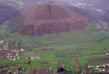 ancient pyramide