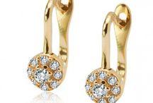 Biżutera złota / Piękna biżuteria złota w sklepie www.silvea.pl