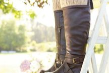 BOOTS  ; ) / by Kim Figg-Hoblyn