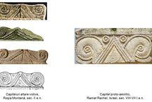 """Pomul Vieţii la Roşia Montană / Rezultatele cercetărilor laborioase au fost publicate în volumele """"Alburnus Maior"""" I şi II. """"Stilul monumentelor epigrafice este unic, specific pentru Roşia Montană: banda superioară decorată la colţuri cu două spirale şi un fronton triunghiular la mijloc"""". Este vorba de simboluri străvechi, folosite de populaţia autohtonă din cele mai vechi timpuri, pe ceramică, şi încă păstrate ca motiv decorativ pe costumele populare."""