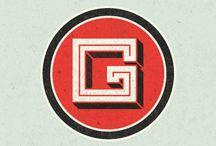 G - g / Billeder af bogstavet 'G'
