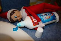Holidays: Christmas Elf on the Shelf / by Kenny Burns