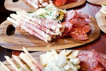 Food platters to share / Delicious, colourful and inviting! Add share plates to the menu!