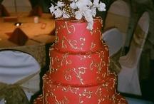 Wedding cakes! / by Angela Bhat