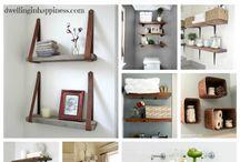 In the Bathroom (Decor) / Decor and organization ideas for bathrooms! #homedecor #organization #bathrooms