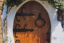 Bramy drzwi furtki