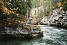 Explore Alberta / Travel Spots in Alberta
