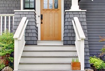 Exterior colors  / by Courtney Blaisdell
