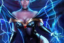 Marvel World / by Natalie Stevens-Miller