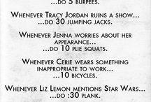 Workout/ health