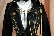 Dark/Black style lolita / Gloth Lolita Style & clothings