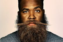 Beard Me / Beards 100 Different & Awesome Ways / by Robbie Grayson