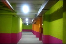 Pintado de Garajes – Parking – Señalizaciones / Ver mas fotos de pintado de garajes en la web:  https://pinturasurbano.wordpress.com/fotos/pintado-de-garajes-parking/