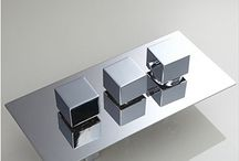 3 Outlets Mixer Control Valve Panel Shower Valve Divert Switch Thermostatic Valve
