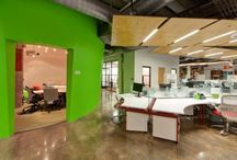 Agency Offices to Envy / Office designs that you will envy